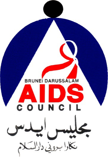 Brunei Darussalam Aids Council logo